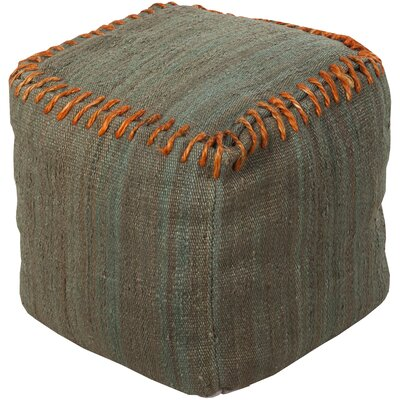 World Menagerie Romy Cube Pouf Ottoman