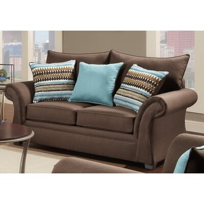 dCOR design Jayne Loveseat