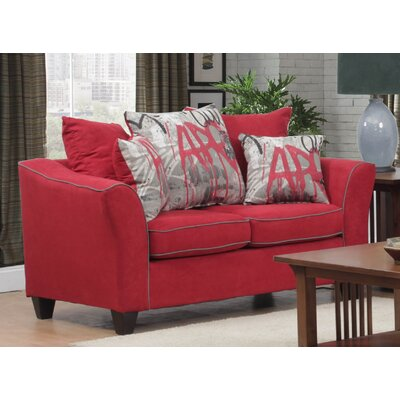 dCOR design Brier Loveseat