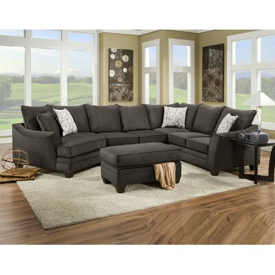 dCOR design Campbell Sectional