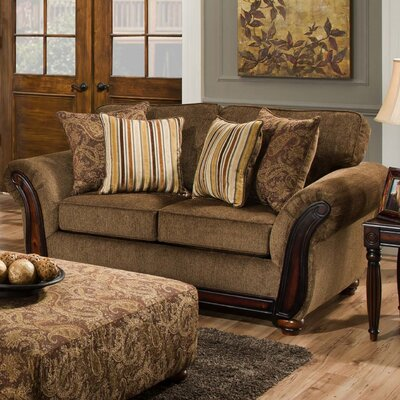 dCOR design Fairfax Loveseat