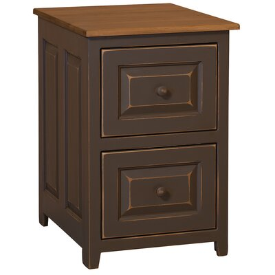 dCOR design Genesis 2 Door File Cabinet
