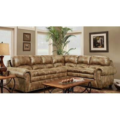 dCOR design Santa Sectional
