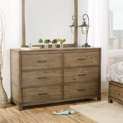 Mercury Row Pax 6 Drawer Dresser