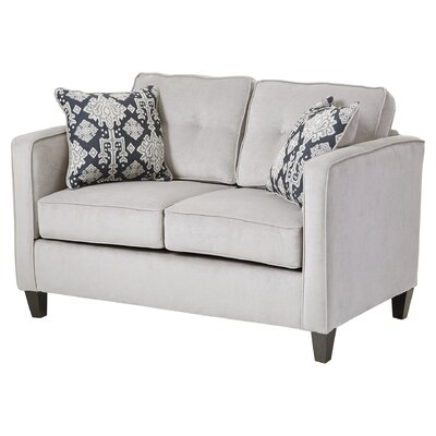 Mercury Row Serta Upholstery Cypress Loveseat & Reviews