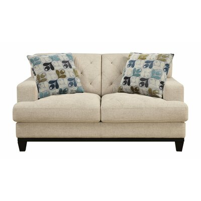 Mercury Row Alcor Loveseat..