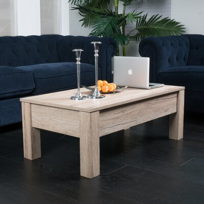 Mercury Row Boustrophedon Coffee Table with Lift Top