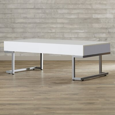 Mercury Row Vida Modern Coffee Table