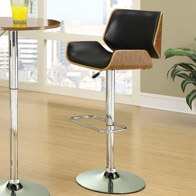 Mercury Row Sabella Adjustable Height Swivel Bar..