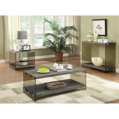 Mercury Row Arete Coffee Table Set