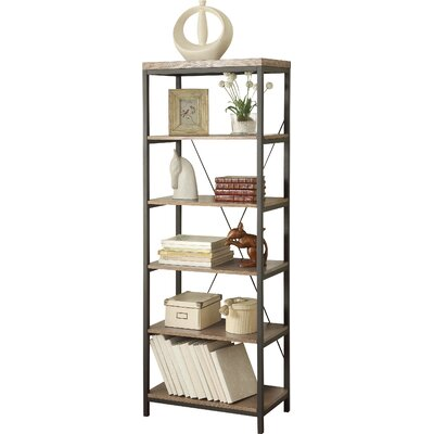 Mercury Row Helene Etagere Bookcase