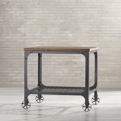 Mercury Row Corvus Serving Cart