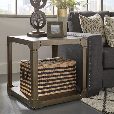 Mercury Row Hippolyte End Table