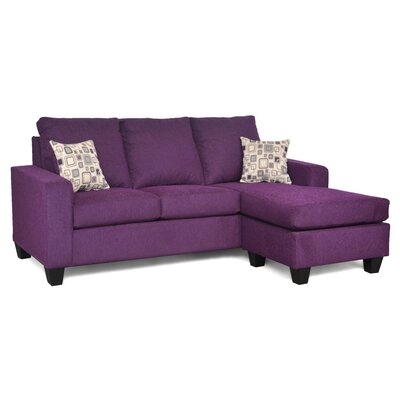 Mercury Row Morpheus Reversible Chaise Sectional