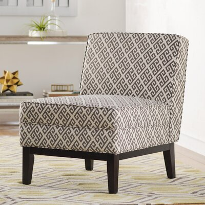 Mercury Row Dareios Gray Side Chair