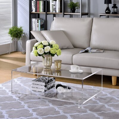 Mercury Row Bogardus Modern Coffee Table