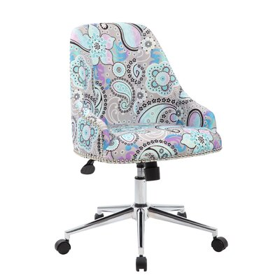 Mercury Row Blackshire Mid-Back Desk Chair