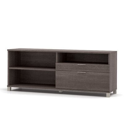 Mercury Row Ariana Credenza Desk with Drawers