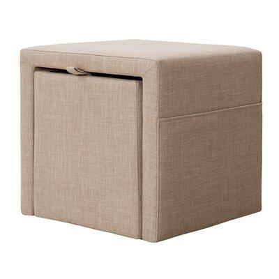 Mercury Row Shumway Storage Cube Ottoman