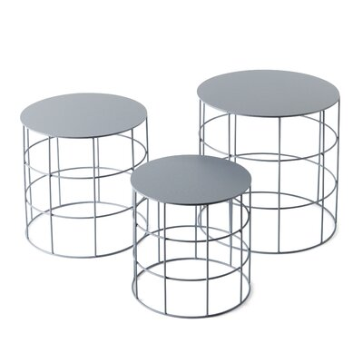 ATIPICO Reton 3 Piece Coffee Table Set