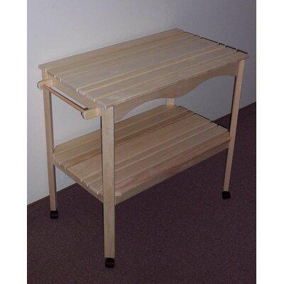 Prairie Leisure Design Serving Cart