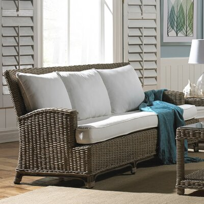 Panama Jack Sunroom Exuma Sofa with Cushion