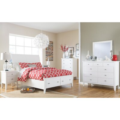 Red Barrel Studio Wagonhouse Panel Customizable Bedroom Set