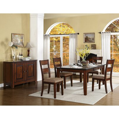 Red Barrel Studio Goldhorn 5 Piece Dining Set