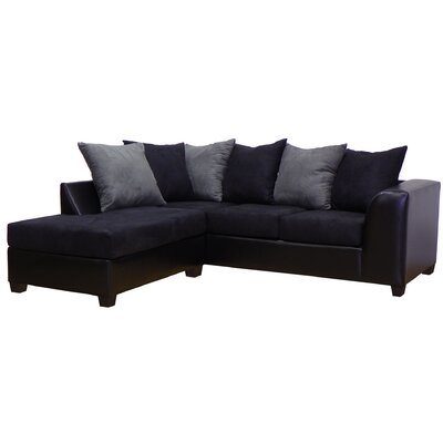 Red Barrel Studio Overbey Left Hand Facing Sectional