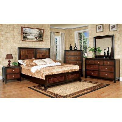 Red Barrel Studio Diamondback Panel Customizable Bedroom Set
