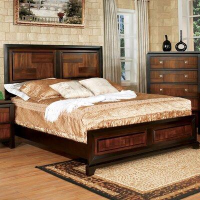 Red Barrel Studio Diamondback Panel Bed