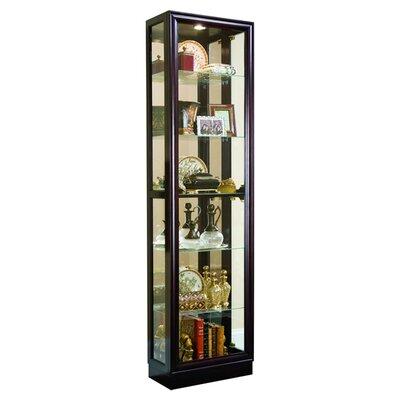 Red Barrel Studio Ealing Frame Curio Cabinet