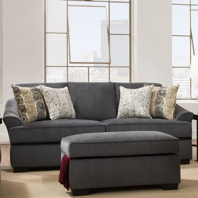Red Barrel Studio Athena Upholstery Outlaw Sofa