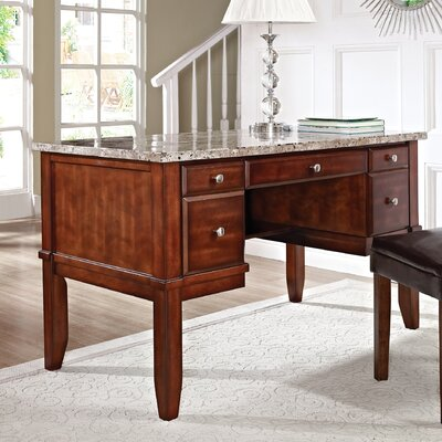 Red Barrel Studio Valholl Writing Desk with ..