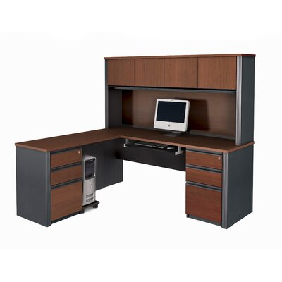 Red Barrel Studio Bormann Executive Desk