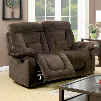 Red Barrel Studio Westminster Reclining Loveseat