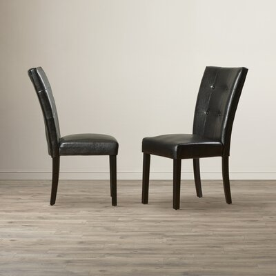 Red Barrel Studio Moerlein Parsons Chair (Set of 2)