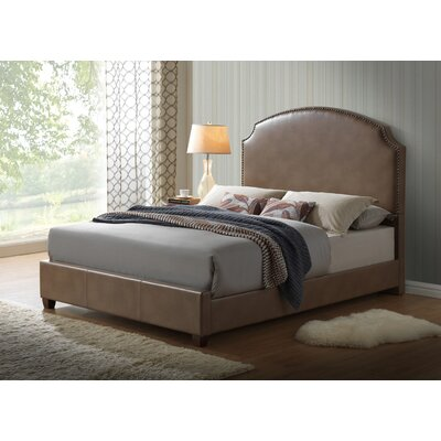 Red Barrel Studio Upholstered Platform Bed