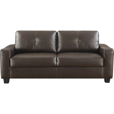 Red Barrel Studio  RDBS1619 Rahr Leather Sofa