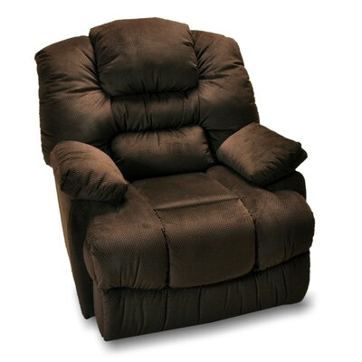 Red Barrel Studio Froehlich Man-Handler Recliner