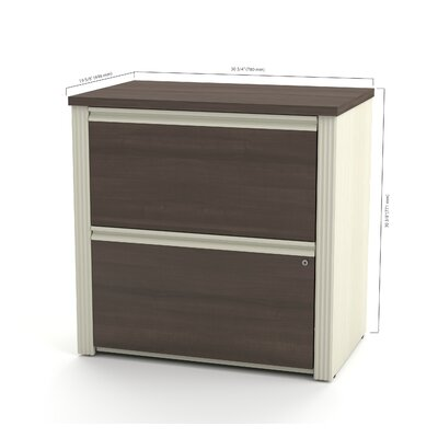 Red Barrel Studio Bormann 2-Drawer File