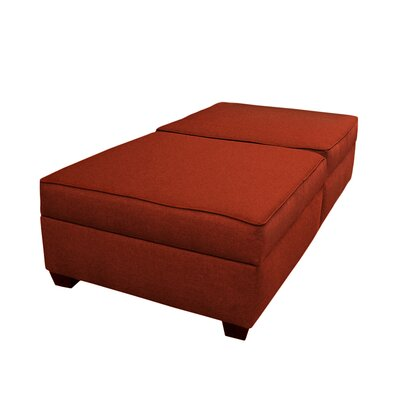 Red Barrel Studio Attica Ottoman (Set of 2)