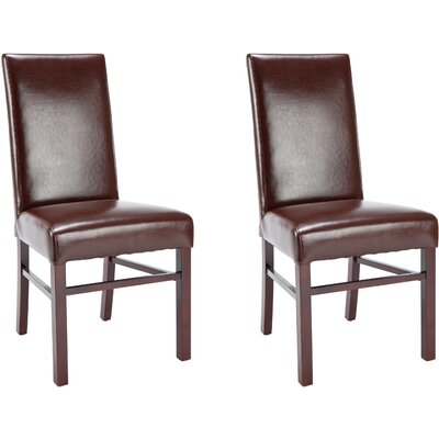 Red Barrel Studio Remick Parsons Chair I (Set of 2)