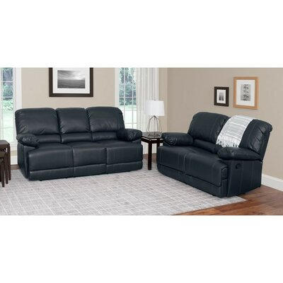 Red Barrel Studio Condron 2 Piece Reclining Sofa Set