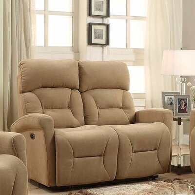 Red Barrel Studio Crippen Power Reclining Loveseat