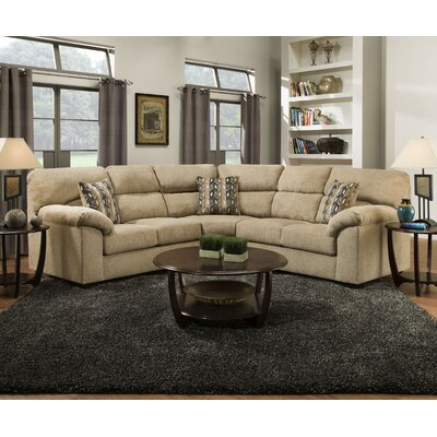 Red Barrel Studio Shelley Sectional
