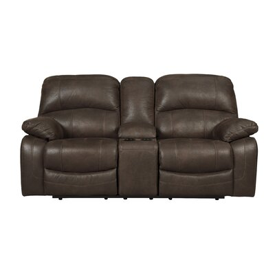 Red Barrel Studio Ruskin Glider Reclining Loveseat