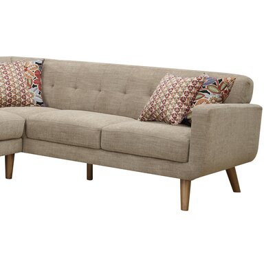 Red Barrel Studio Relic Right Hand Facing Sectional