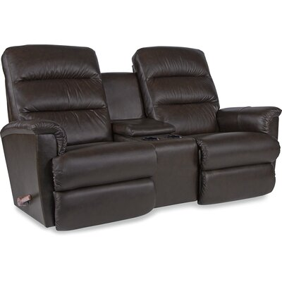 La-Z-Boy Tripoli Reclina-Way® Full Leather Reclining Loveseat