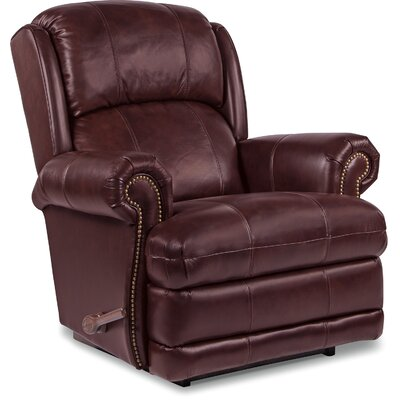 La-Z-Boy Kirkwood Leather Recliner